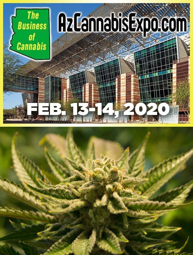 The Business of Cannabis Arizona Expo, Feb.13-14, 2020.