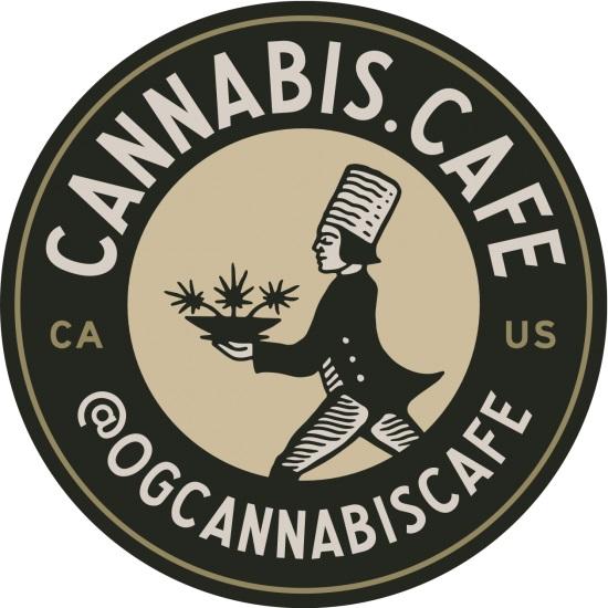 Original Cannabis Cafe logo.
