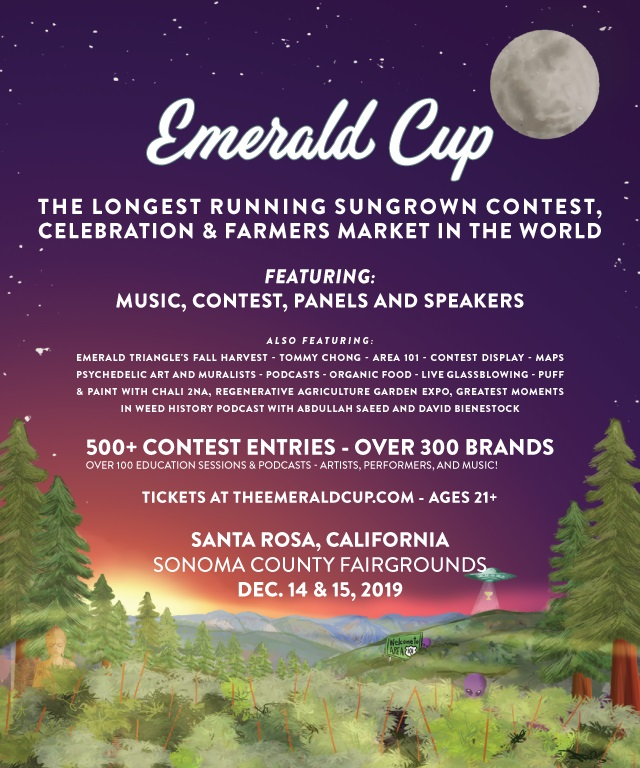 The Emerald Cup Dec. 14-15