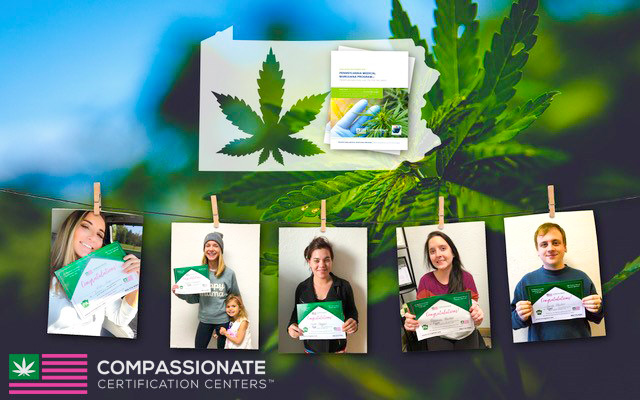 Whitepaper and author companies by Compassionate Certification Centers.