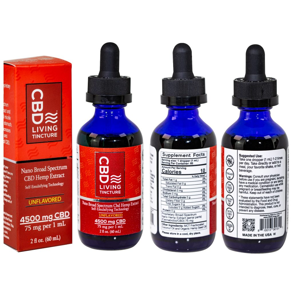 CBD Living products