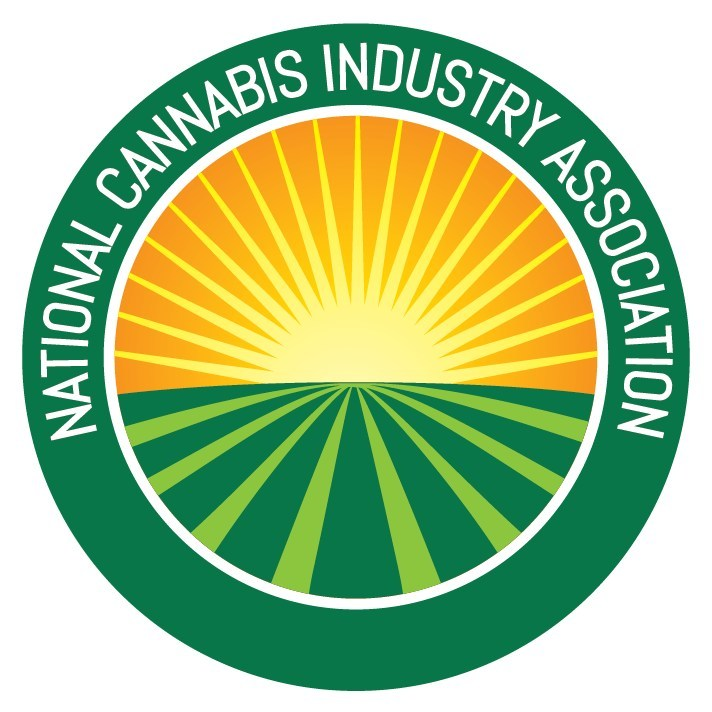 National Cannabis Industry Association logo.