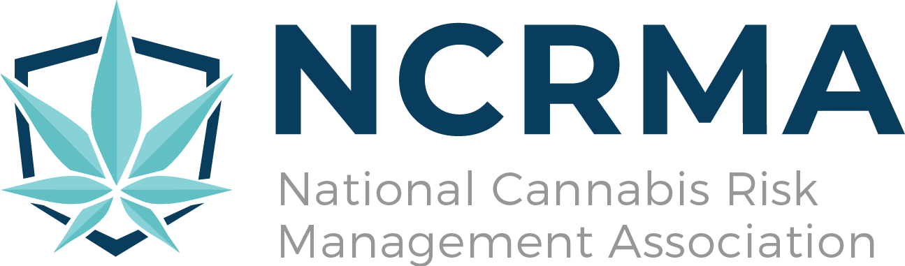 National Cannabis Risk Management Association logo.