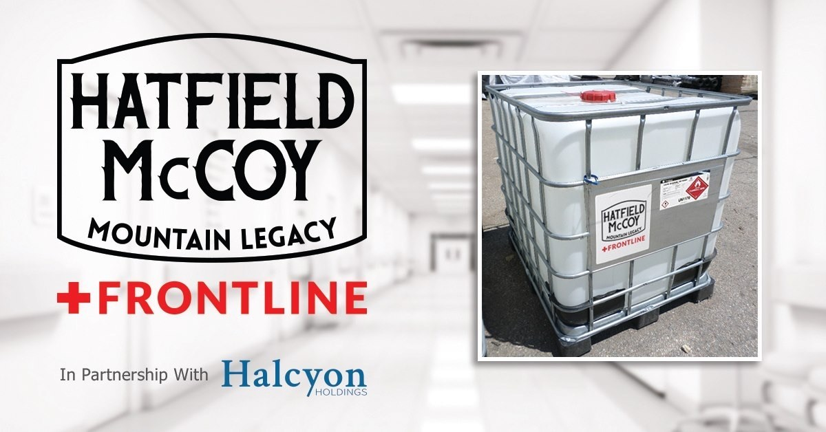 +Frontline in partnership with Halcyon Holding.